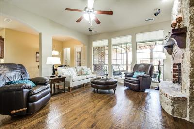 Frisco Single Family Home Active Option Contract: 5820 Wellington Lane
