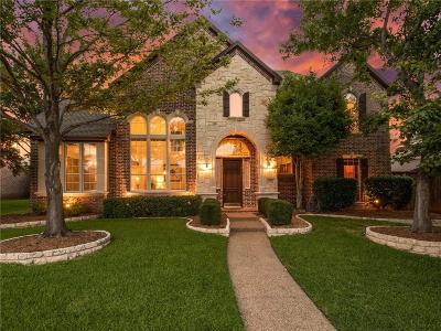 Plano Single Family Home Active Kick Out: 3801 Braewood Circle