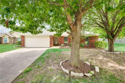 Mesquite Single Family Home For Sale: 1106 Cypress Drive