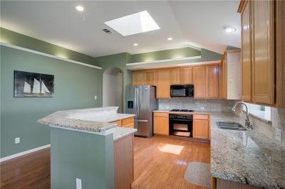 The Colony Single Family Home Active Option Contract: 5521 Buckskin Drive