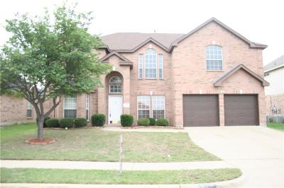 Grand Prairie Single Family Home For Sale: 312 Brookhaven Drive