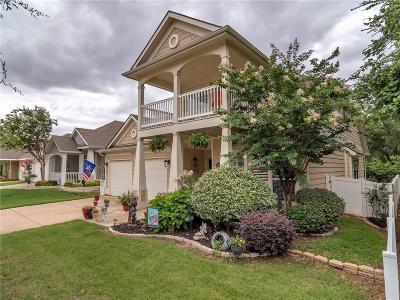 Providence Village Single Family Home Active Option Contract: 10032 Boston Harbor Drive
