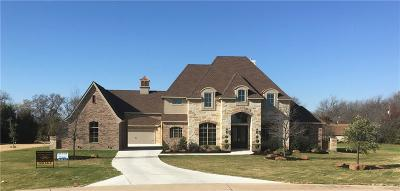 Denton Single Family Home For Sale: 3808 Laurens Place Road