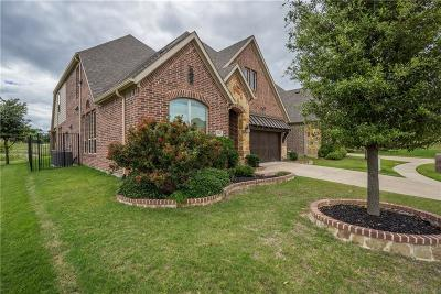 Allen Single Family Home Active Option Contract: 1801 Audubon Pond Way