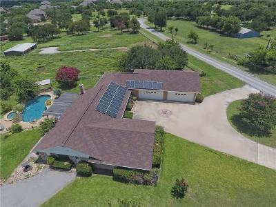 Fort Worth Single Family Home For Sale: 100 Live Oak Court
