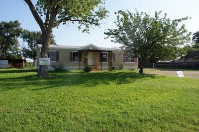 Graham Single Family Home For Sale: 1115 Mars Street