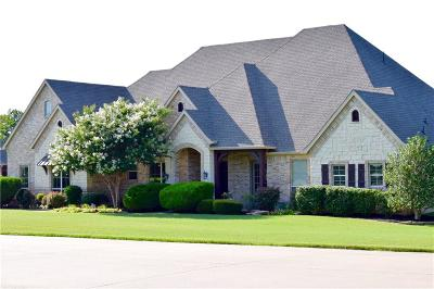 Midlothian Single Family Home For Sale: 5631 Shiloh Forest Drive