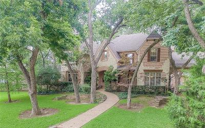 McKinney Single Family Home Active Kick Out: 2801 Hidden Forest Drive