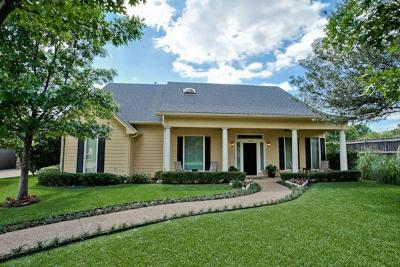 Grapevine Single Family Home For Sale: 4158 Fair Oaks Drive