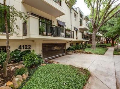 Dallas Condo For Sale: 4122 Avondale Avenue #107