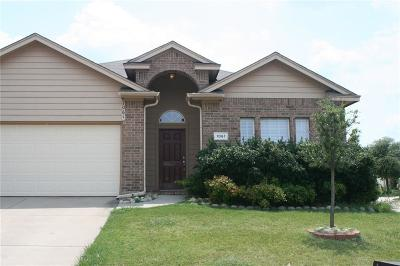 Fort Worth TX Single Family Home For Sale: $186,900