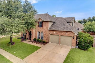 McKinney Single Family Home Active Contingent: 8448 Spectrum Drive