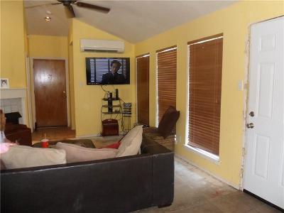 Mesquite Townhouse For Sale: 4961 Oak Bluff