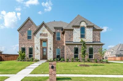 Prosper Single Family Home For Sale: 1801 Mountain Creek Lane