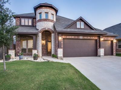 Aubrey Single Family Home For Sale: 8424 Bonanza Street