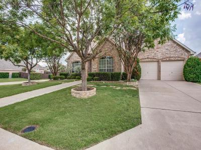 McKinney Single Family Home For Sale: 7912 Whippoorwill Drive
