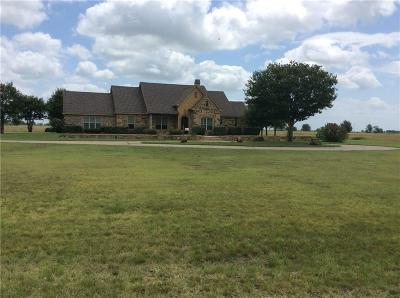 Waxahachie Single Family Home For Sale: 1080 Broadhead Road
