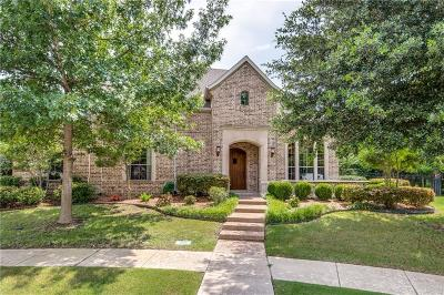 McKinney Single Family Home For Sale: 7209 Buckleigh Point Court