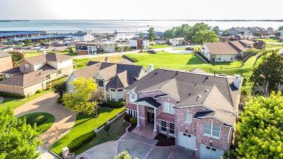 Rockwall Single Family Home For Sale: 313 Harbor Landing Drive