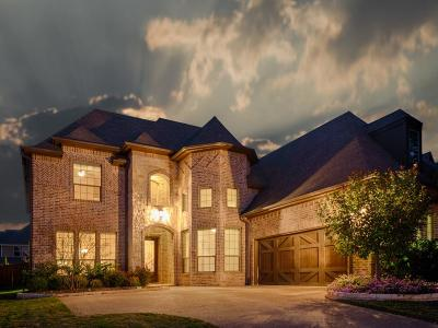 The Colony Single Family Home For Sale: 7904 Inverness