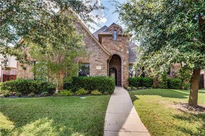 North Richland Hills Single Family Home For Sale: 8009 Canyon Oak Drive