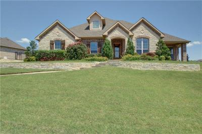 Benbrook Single Family Home For Sale: 10921 Hawkins Home Boulevard
