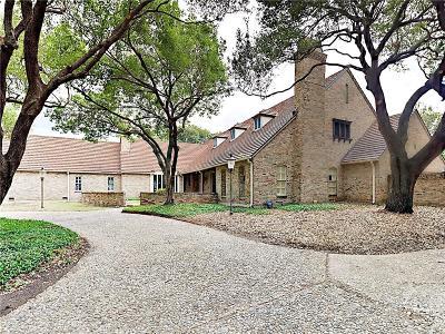 Dallas Single Family Home For Sale: 7006 Desco Square