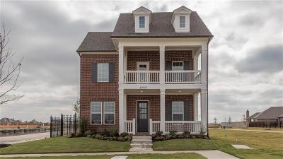 The Colony Single Family Home For Sale: 2800 Amesbury