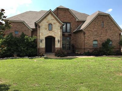 Cedar Hill Single Family Home For Sale: 1605 High Valley Lane