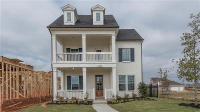 The Colony Single Family Home For Sale: 2837 Waverly