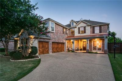 Frisco Single Family Home Active Contingent: 1305 Gladewater Drive