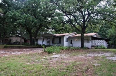 Azle Single Family Home For Sale: 229 School Street