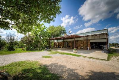 Weatherford Farm & Ranch For Sale: 123 Bowie Road
