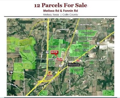 Melissa Residential Lots & Land For Sale: 3102 Fannin