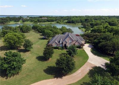 Little Elm Single Family Home For Sale: 3727 Misty Cove