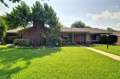 Fort Worth Single Family Home For Sale: 2405 Winthrop Avenue