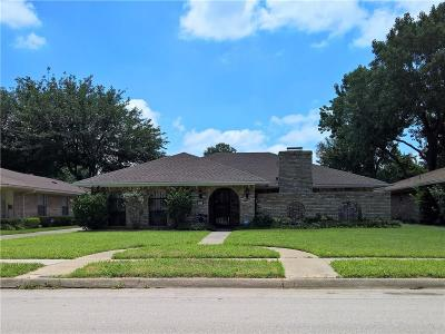 Irving Single Family Home For Sale: 1900 Anna Drive