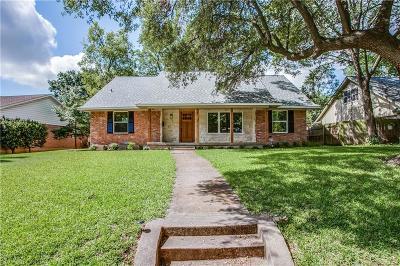 Parkview Estates Single Family Home For Sale: 1117 Dumont Drive