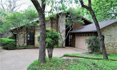 Highland Village Single Family Home For Sale: 209 Lake Vista