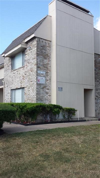 Richardson Condo For Sale: 2155 Trellis Place #2155