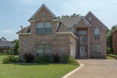 Rowlett Single Family Home For Sale: 4506 Duck Pond Lane