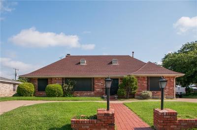 White Settlement Single Family Home For Sale: 7824 Abbott Drive