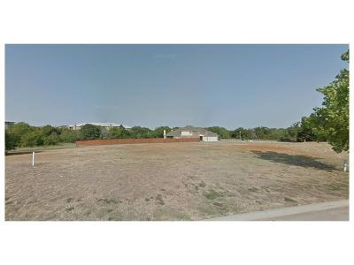 Denton Residential Lots & Land For Sale: 4808 Crossvine