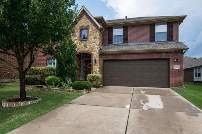 Frisco Single Family Home Active Option Contract: 8664 Marion Drive