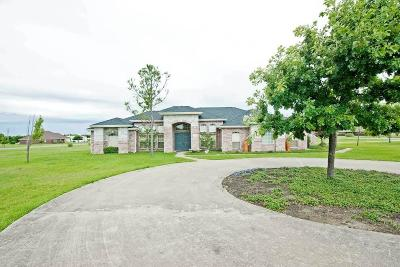 Wylie Single Family Home Active Option Contract: 2013 Quail Run Road