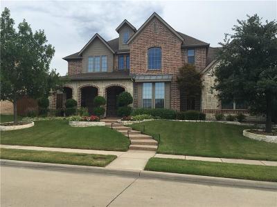 Carrollton Single Family Home For Sale: 1712 Lomar Drive