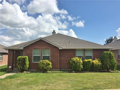 Rockwall Single Family Home Active Contingent: 3129 Coolwood Lane