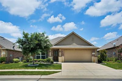 Prosper Single Family Home Active Contingent: 1609 Medina Lane