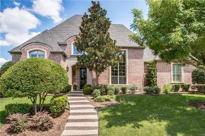Mckinney Single Family Home Active Option Contract: 6801 Thorntree Drive