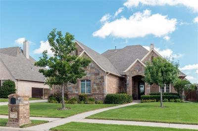 North Richland Hills Single Family Home For Sale: 7721 Silverleaf Drive